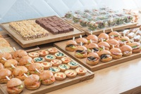 Sweet and Savory Party Platters from Artisan Boulangerie Co (abc)