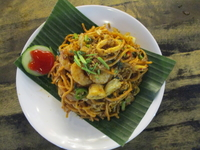 Mee Goreng Seafood (Dry) from Makan Express