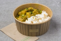 Coconut Chicken Curry from Hawkr