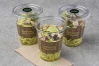 Coriander Pesto Pork Neck Noodle Salad from Hawkr
