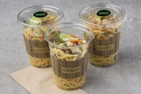 Peanut Noodle Salad from Hawkr