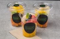 Tropical Fruit & Citrus Fruit Salad from Hawkr