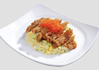 Pork Chop Fried Rice with Fish Roe - Tai Feng Wei Catering Photos from Tai Feng Wei