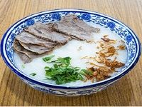 Beef Porridge - Eastern Wok Catering Photo from Eastern Wok