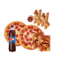Family Combo from Little Caesars Pizza