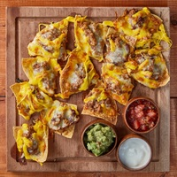 Chili Con Carne Nachos from El Macho