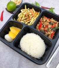 Thai Lunch Set A from Sawasdee Thai Restaurant