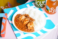 Turkey Meatball Bolognese with Rice  from Kitchen Bros