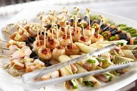 Canapés - Megu Catering Concepts Catering Photo from MEGU Catering Concepts