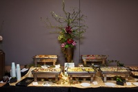 Buffet catering - Megu Catering Concepts Catering Photo from MEGU Catering Concepts