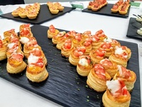 from Canapés Room