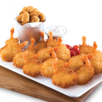 Crispy Surf 'n' Turf Platter <Pizza Hut> Catering Photo from Pizza Hut