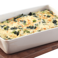 Baked Spinach with Cheese <Pizza Hut> Catering Photo from Pizza Hut