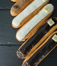 Eclairs from Maison Kayser.