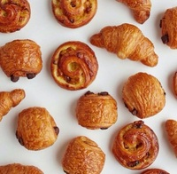 Pastries from Maison Kayser.