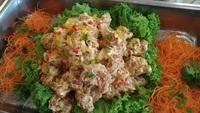 fried prawns - Tuk Wan kitchen from Tuk Wan Kitchen