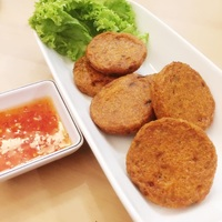 Fish cakes - Tuk Wan kitchen from Tuk Wan Kitchen