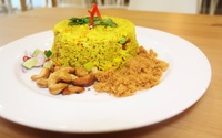 pineapple fried rice  - Tuk Wan kitchen from Tuk Wan Kitchen