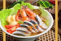 Seafood Sliced Fish Soup from The Fish Hut