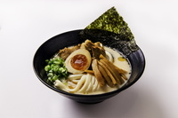 Black Garlic Tonkotsu Udon from Tamoya Udon and Tempura