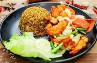 Nasi Goreng Ayam Kunyit from Lepak @ Rayz