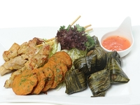 Assorted Thai Style Snack Platter from Danny Catering