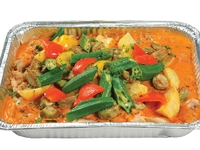 Thai Style Red Curry Chicken from Danny Catering