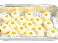 Mini Mango Cheese Cake from Danny Catering