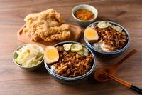 2LRF + 1 Veg + 1 Chicken Chop from Jiak by 金峰