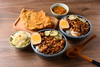 2LRF + 1 Veg + 1 Pork Chop from Jiak by 金峰
