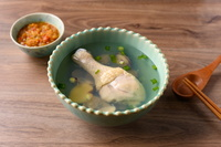 Chicken Clam Soup from Jiak by 金峰