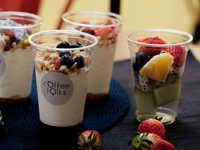 Yoghurt Cup Party from Coffee Folks & Company