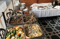 100 Days Party Buffet from Pumpernickel Catering