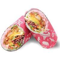 from Sushi Burrito