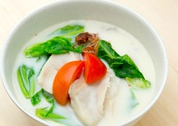 Fish Soup from Yuan Kee Famous Chicken Rice
