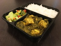 New Palak Paneer from Masala Train