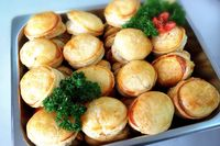 Mini chicken Pies - Wee Kee from Wee Kee