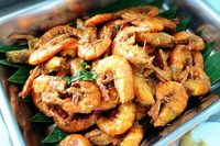 Stir Fried Prawns Mini Buffet Catering - Wee Kee from Wee Kee