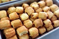mini sausage rolls  - Wee Kee from Wee Kee