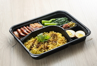 Duo Combo B Bento from Hai Kee Brothers
