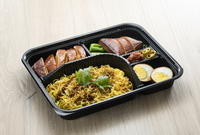 Signature Soy Sauce Chicken Bento from Hai Kee Brothers