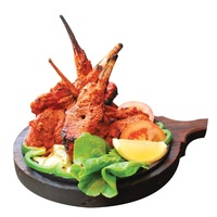 Lamb Chop from Central Indian Restaurant