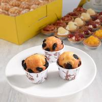 Mini Muffin Sultana from Kopi & Tarts
