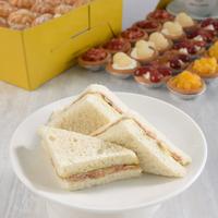 Mini Sandwiches Tuna from Kopi & Tarts