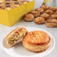 Pastry Chicken Pie from Kopi & Tarts