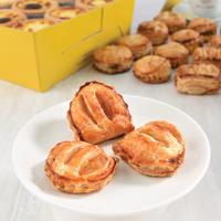 Pastry Mini Apple Raisin from Kopi & Tarts