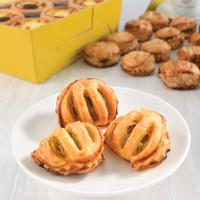 Pastry Mini Curry Potato from Kopi & Tarts