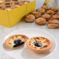 Tart Blueberry from Kopi & Tarts