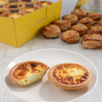 Tart Cheese from Kopi & Tarts