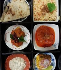 North Indian Bento Box - Kitchen Language Catering from Kitchen Language Catering